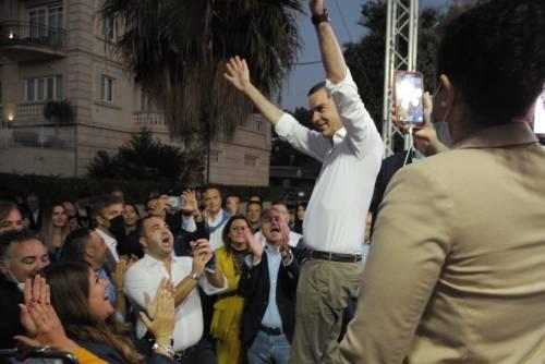 Conferma in Calabria. Con gli azzurri al 18% per Occhiuto è il trionfo