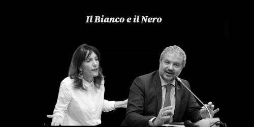 """""""Non cedere..."""", """"Via il pass"""": scontro di fuoco Paita-Borghi"""