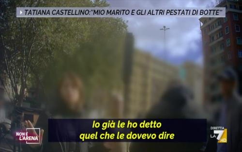 """La moglie di Castellino: """"Ecco perché l'attacco è stato voluto..."""""""