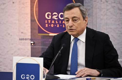 Anche la Borsa fa il tifo per Draghi premier