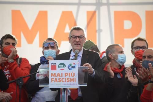 La Cgil dei furbetti: pensioni antifasciste e spot di piazza per il ballottaggio coi leader giallorossi