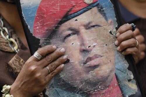 """""""Soldi ai Cinque stelle da Chavez"""". Ma la stampa italiana tace"""