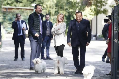 """Effetto Berlusconi: centrodestra unito. """"Compatti sul Colle e restiamo insieme senza proporzionale"""""""