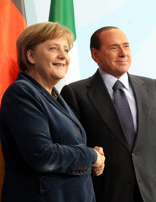 """Angela"", ""Silvio"". Quei 20 anni tra cancellerie e Ppe"