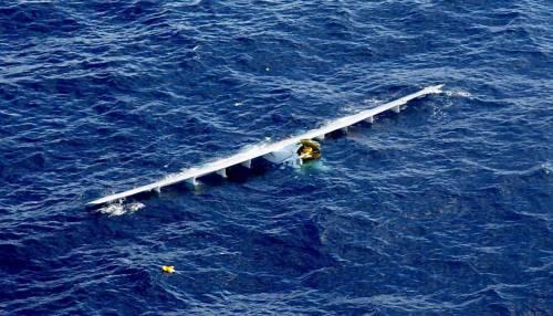 """""""Abbiamo perso i motori"""". E l'aereo si inabissò nel mare di Palermo"""