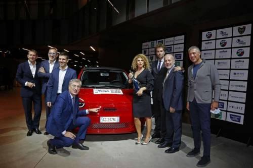 Auto Europa 2022: vince la Nuova 500 elettrica
