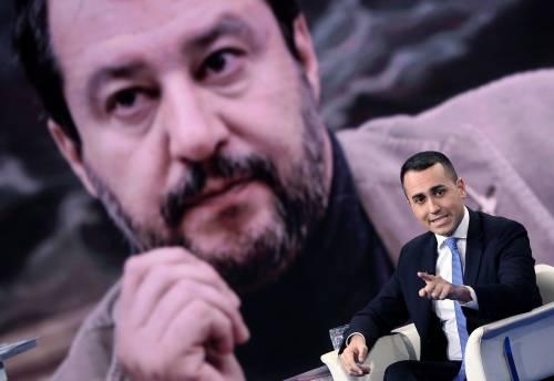 """Dal """"ci capiamo"""" a """"è un falso"""": le giravolte di Di Maio su Salvini"""