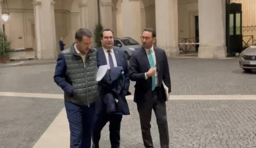 """Parte la trattativa per il """"salva pensioni"""": cosa si sono detti Draghi e Salvini"""