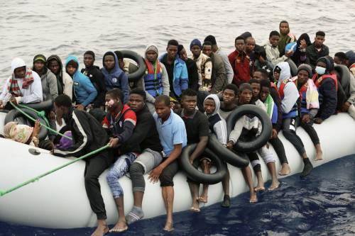 Un anno di sbarchi senza fine: oltre 50mila clandestini