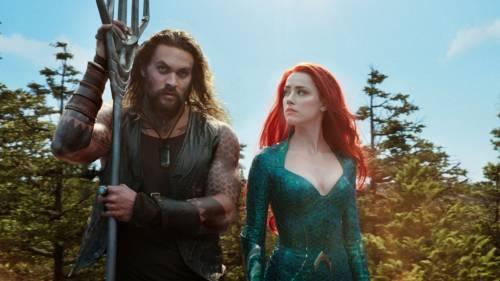 Aquaman, perché tutti vogliono licenziare Amber Heard