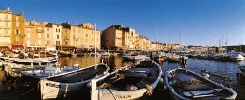 Saint Tropez, test ai ricchi mentre in Francia mancano