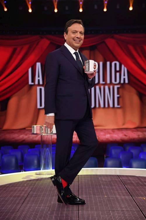 """Coronavirus, guarito Piero Chiambretti: """"Ho due tamponi negativi"""""""