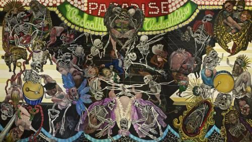 L'arte della danza (macabra) I pittori della nuova peste