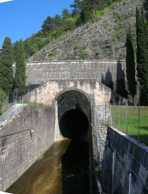 Verona salvata dal nubifragio grazie all'opera voluta dal Duce
