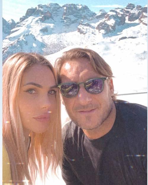 """Francesco Totti rivela a Bobo Vieri: """"Mi stavo per separare da mia moglie"""""""