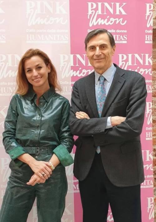 Via a progetto Pink Union, il 'concerto' di Humanitas a sostegno delle donne
