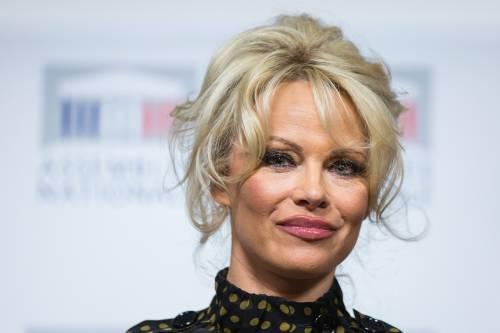 Pamela Anderson, l