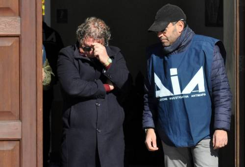 """Il boss mafioso al gip: """"Percepisco il reddito di cittadinanza"""""""