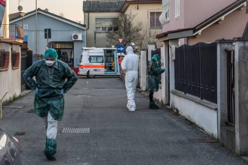 I detective acchiappavirus alla ricerca del paziente zero