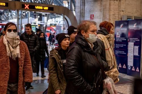 Coronavirus, capostazione sta male a Casalpusterlengo: treni