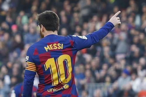 Messi in cassa integrazione. Barça, Atletico ed Espanyol chiedono soldi per Leo & C.