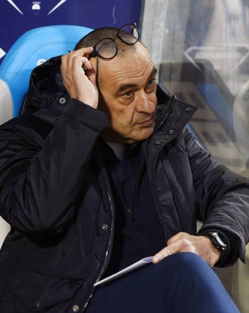 "Sarri polemico: ""Juventus-Inter a porte chiuse? Allora tutte senza pubblico"""