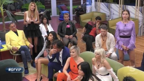 """Gf Vip, Signorini smentisce Fernanda Lessa sulla Elia: """""""