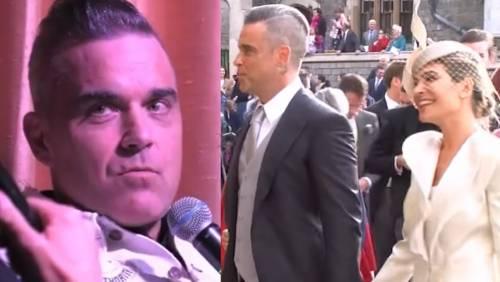 Robbie Williams diventa papà grazie a una mamma surrogata -