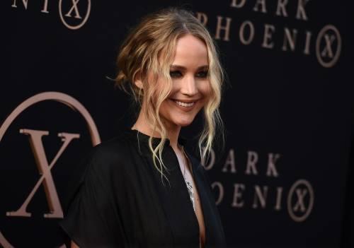 "Jennifer Lawrence protagonista del film Netflix ""Don't Look Up"""