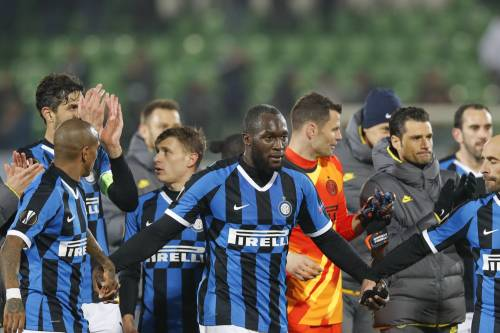 Europa League, Inter-Ludogorets si giocherà a porte chiuse