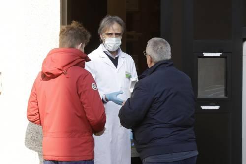"""Coronavirus, l'Oms: """"Un mistero i contagi in Italia"""""""
