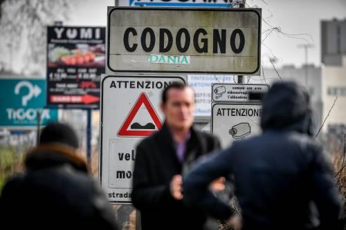 """Codogno, lettera al coronavirus: """"La gente è temprata, torna da dove sei venuto"""""""