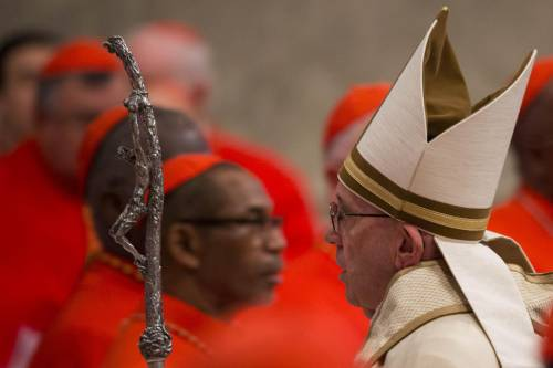 Vaticano, rinviate le udienze odierne di Papa Francesco