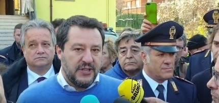 """Coronavirus, Salvini: """"I sistemi di controllo non hanno"""