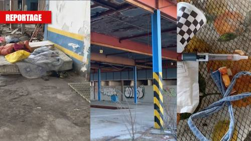 """Nell'ex fabbrica abbandonata: """"Una trappola per vite umane"""""""