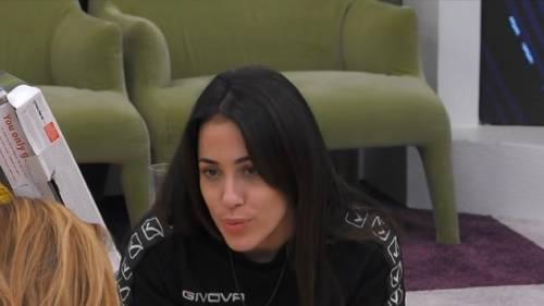 """Gf Vip, Teresanna Pugliese confessa: """"Siamo scappati da mio"""