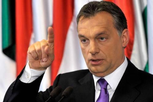 Orban blinda l'Ungheria. 3000 nuove guardie lungo i confini