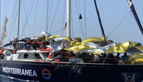 """Mediterranea, assist dei giudici: torna in mare tutta la """"flotta"""""""