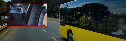 Nigeriano si masturbò sul bus: assolto perché era domenica