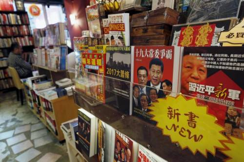 Hong Kong, chiude l'ultima libreria non soggetta alla censura cinese