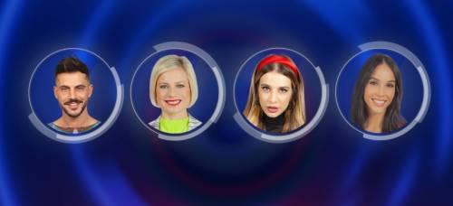 Gf Vip, televoto annullato: Clizia a rischio eliminazione dopo le parole choc a Andrea?