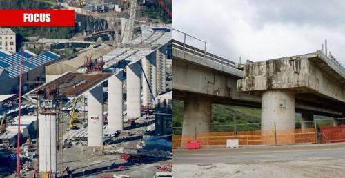 Il Morandi già pronto a Genova. Ma il ponte siciliano resta