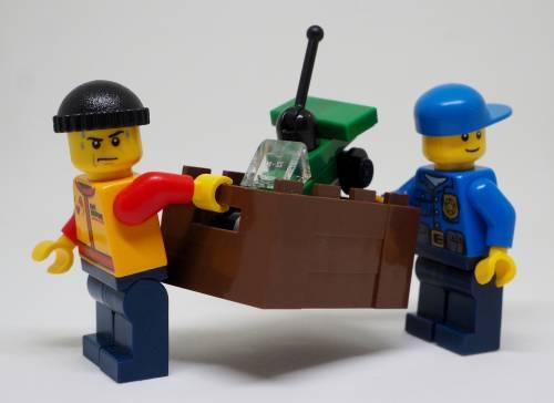 """Lego, è morto l'inventore degli omini """"gialli"""" Jens-Nygaard Knudsen"""