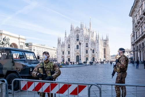 La Milano internazionale cancellata dal virus Un  crollo del 50% in alberghi e ristoranti
