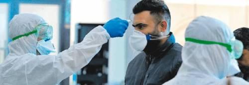 Coronavirus, quarantene nel Salernitano e nel Sannio