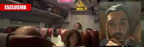 """L'incubo coronavirus sul treno """"Qui c'è un sospetto contagio"""""""
