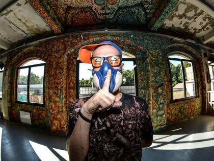 L'artista Alessandro Caligaris è morto soffocato da un boccone