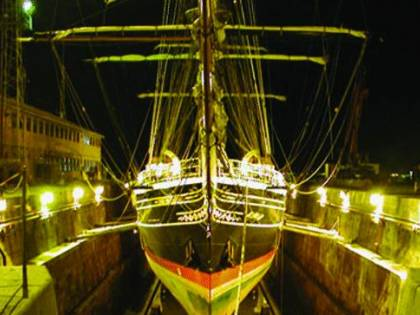 Il vascello che scaccia i fantasmi