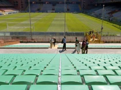 Il Genoa nega agli spezzini la Gradinata Sud