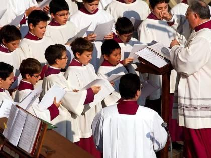 In chiesa a ritmi gospel